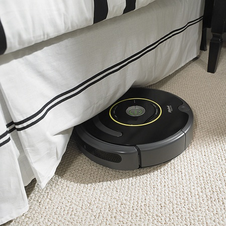 Roomba 650 655 Robot Vacuum The 2 Minute Review