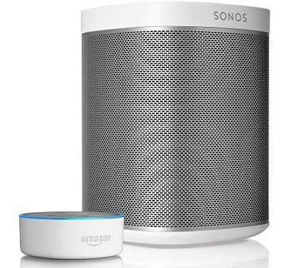Setting up Alexa Voice Control on Existing Sonos Speakers