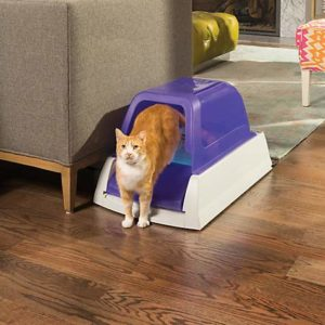 ScoopFree Ultra Self Cleaning Litter Box