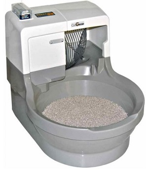 CatGenie Self-Washing/Flushing Litter Box